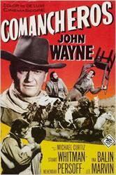 Os Comancheros – Dublado