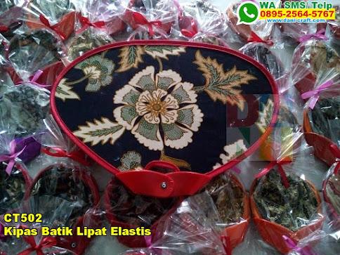 Grosir Kipas Batik Lipat Elastis