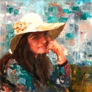 Реализм и импрессионизм. Maria Lidia Munoz