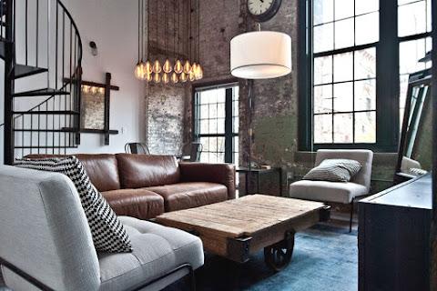 Atlanta - Fulton Cotton Mill Lofts Awesome Home Design