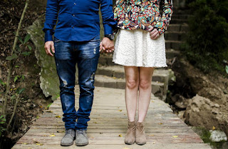 un homme et une femme