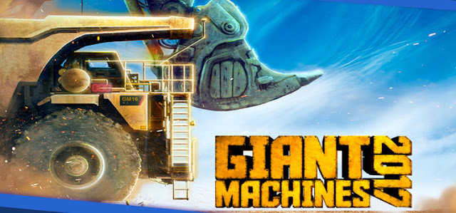 Baixar Giant Machines 2017 (PC) + Crack