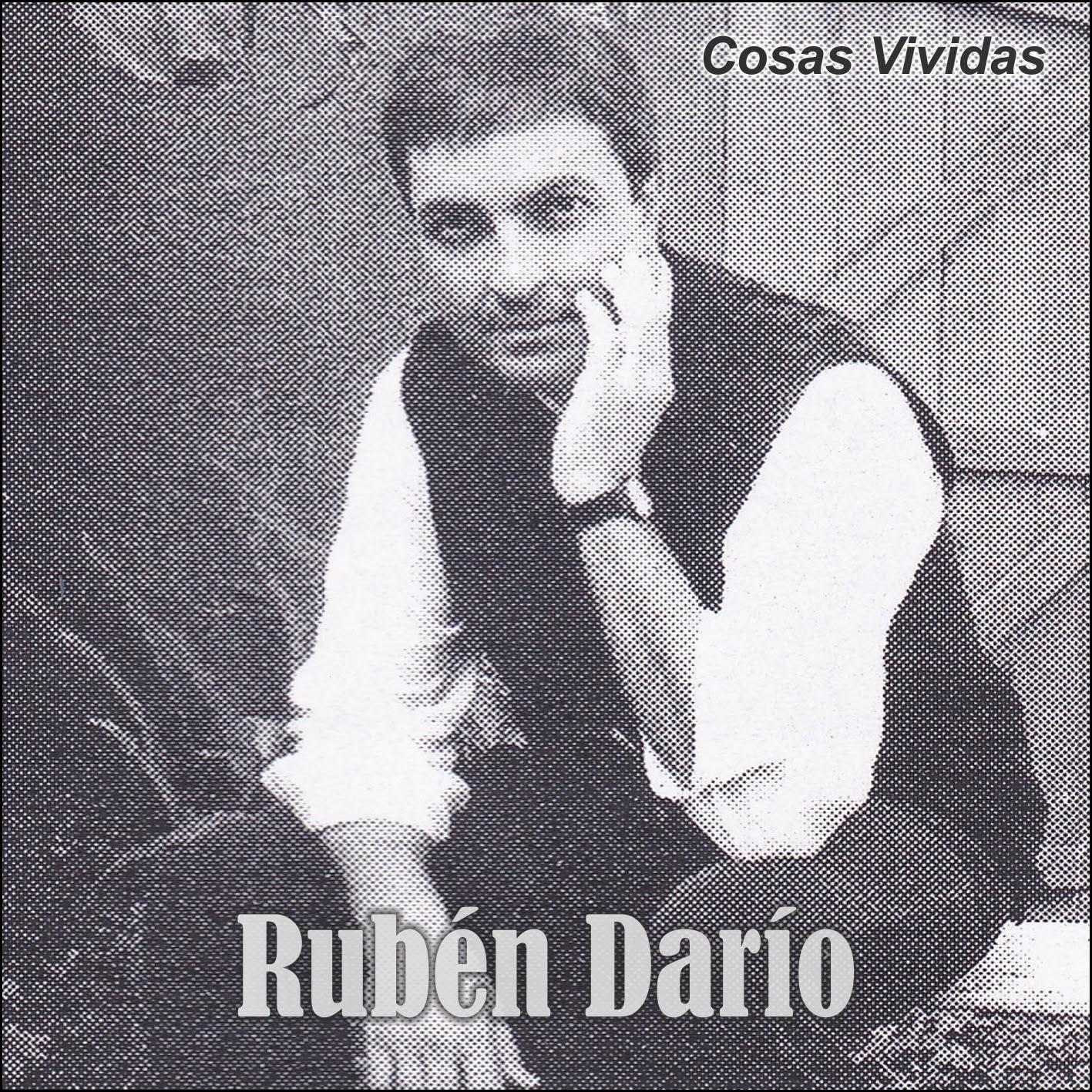 Rubén Darío-Cosas Vividas-