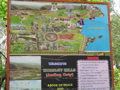 Ooty of Andhra Pradesh   Horsley Hills Photos