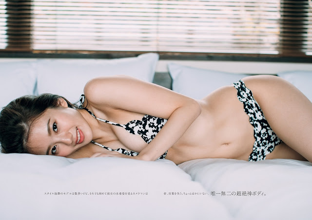 伊東紗冶子 Ito Sayako Hybrid Model Images