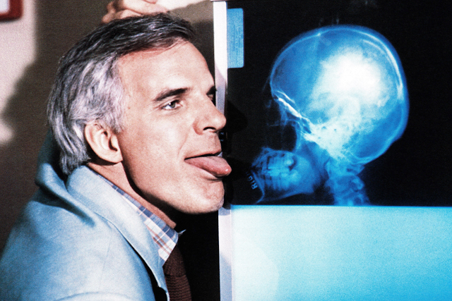 Steve Martin The Who With Two Brains (1983)