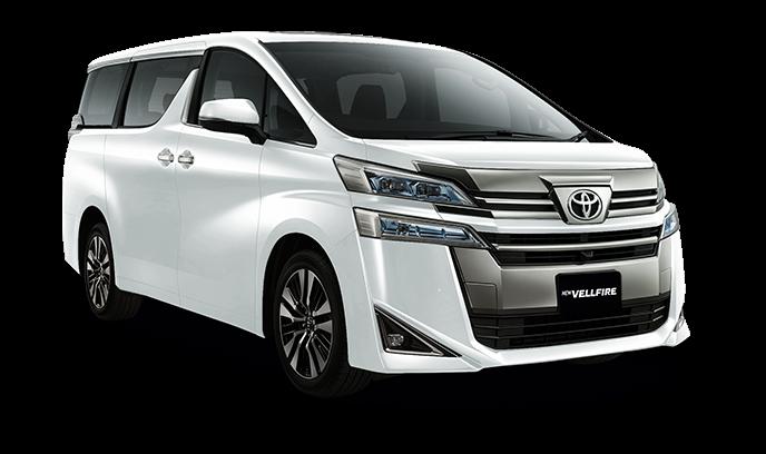 Inilah Spesifikasi Mewahnya Mobil Toyota Vellfire