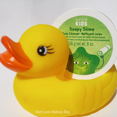 avon soapy slime
