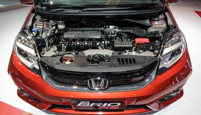 Mesin Honda Brio RS