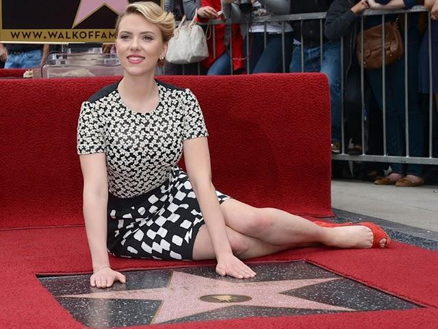 Scarlett Johansson lidera lista de atrizes mais bem pagas