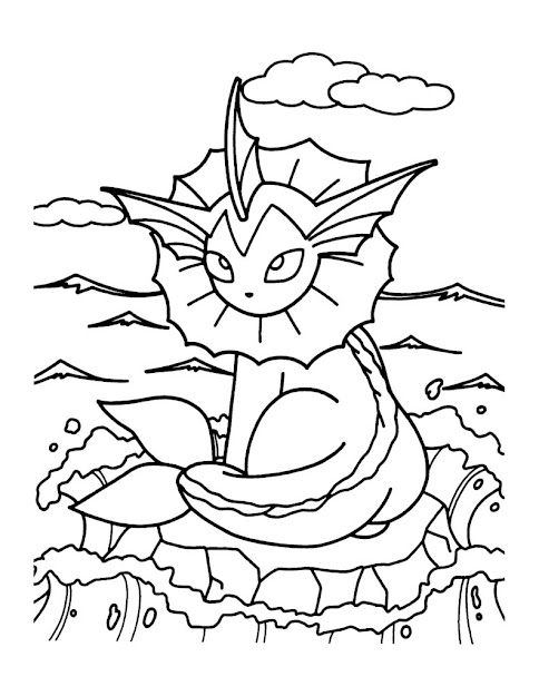 Pokemon Greninja Colouring Pages Page  In Pokemon Coloring Pages Free  Printable