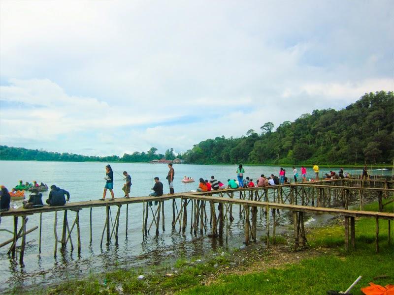 Tempat Wisata Danau Beratan Tabanan