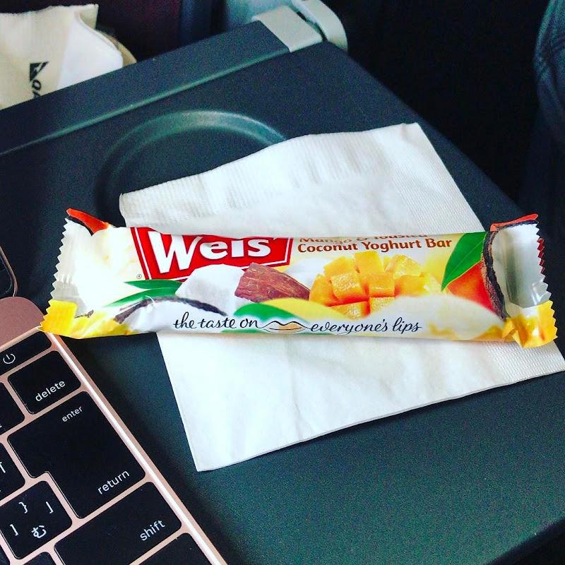 機内食:QF35 オーストラリア・メルボルン=シンガポール(2017年04月) | JALマイル修行