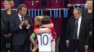 رئيسية كرواتيا تهنئ لاعبي المنتخب