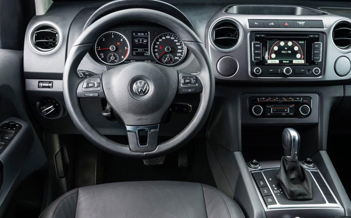 Volkswagen Amarok 2015 Detalhes Dos Recursos Off Road