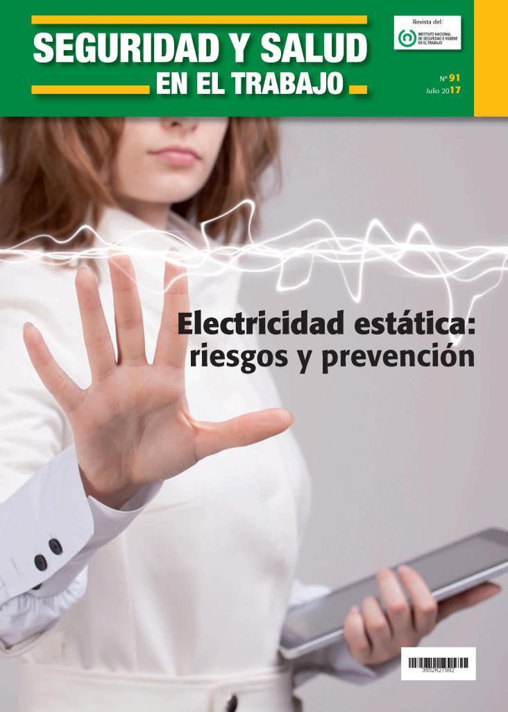 Electricidad estática: Riesgos y prevención
