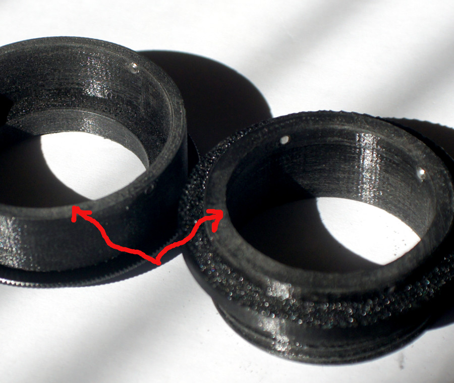 Einsatz eines 3D Druckers für die Adaption von Objektiven an digitale Kameras (8)