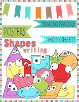 https://www.teacherspayteachers.com/Product/2D-Shapes-Worksheets-Posters-2518887