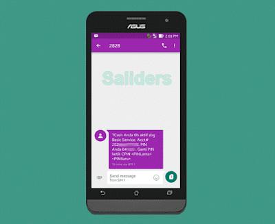 saliders, Inilah cara paling mudah mengaktifkan TCash Telkomsel, cara mendapatkan akun Tcash pada sim card telkomsel