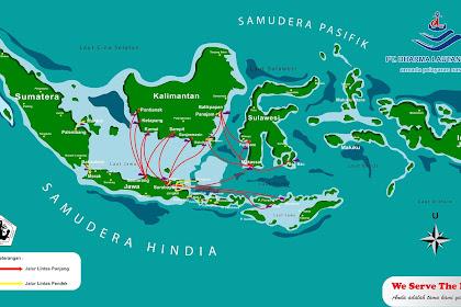 Jadwal Kapal Dharma Lautan Bulan Ini Melalui Surabaya, Banjarmasin, Batulicin, Makassar, Dll