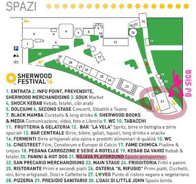 Disco Trash a Sherwood con dj Sica, anni 80 e 90 dalle 19 alle 21 allo Stadio Euganeo a Padova.