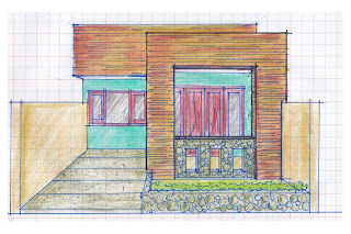 view of simple house plan 11