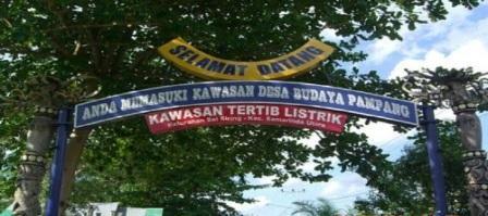 Desa Budaya Pampang desa budaya pampang kalimantan timur wisata desa budaya pampang alamat desa budaya pampang samarinda