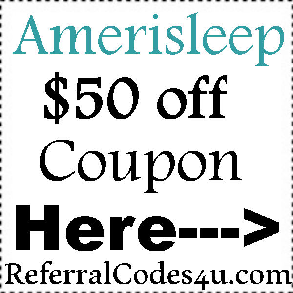 250 Amerisleep Mattresses Discount Code April May 2019