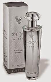 Forever Living D'ivoire25th Edition De Cote Parfum Femme Eau Pour OiPZukX