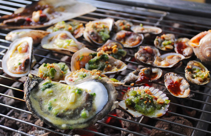 10 vựa hải sản Kiên Giang tươi ngon, đáng đồng tiền bát gạo
