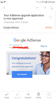 Google Adsense Approval best trick to get easy Approval
