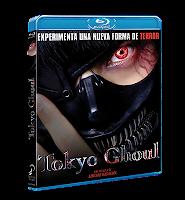 TOKYO GHOUL La Película - BD