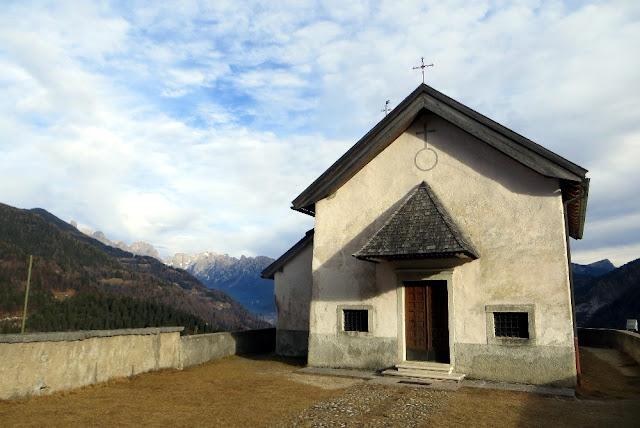 chiesetta di san silvestro primiero