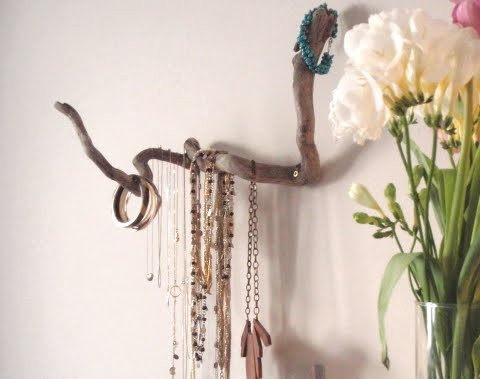 jewelry organizer branch