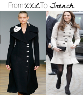 trends to wear  kate middleton