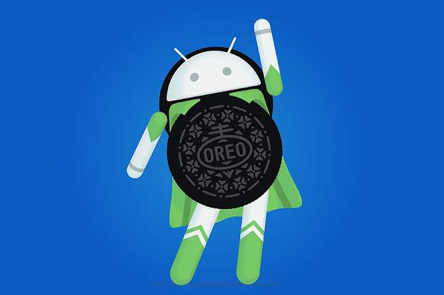 Android v8.0 Oreo