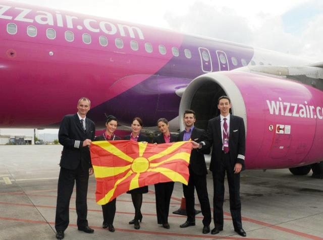 Macedonia Tourism Culture News Wizz Air Inaugurates Flights From Skopje To Six European Destinations