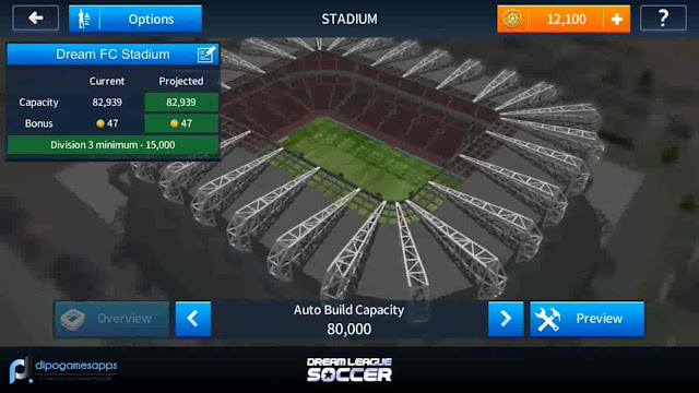 Download Dream League Soccer 2018 MOD APK Unlimited Money