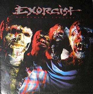 "Το τραγούδι των Exorcist ""Black Mass"" από το album ""Nightmare Theatre"""