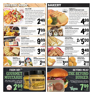 Farm Boy Flyer valid September 19 - 25, 2019