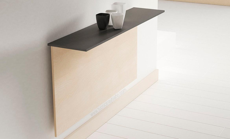 mesa cocina pequeña