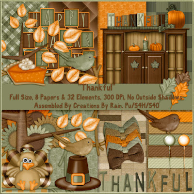 """Thankful"" W4E November 2018 Blog Train"