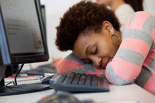 sleep disruption bad for wellbeing
