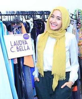 Baju%2BHijab%2BTerbaru%2BGaya%2BLaudya%2BChintya%2BBella%2B4_ 10 contoh baju hijab terbaru gaya laudya chintya bella model,Model Busana Muslim Laudya Chintya Bella