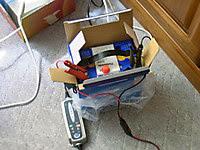 panasonic caos N-60B-19R/C5 充電済みにはなっていましたが、あえて補充電(CTEK JS3300にて)しました。その方が長く使えるだろうな…