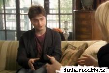 Updated: J.K. Rowling & Daniel Radcliffe: Deathly Hallows part 2 DVD conversation