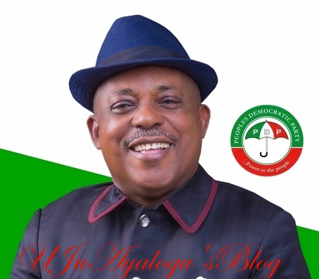 Again, PDP Dragged To Court In Fresh Case Over National Chairmanship