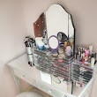 Mirrored Vanity on a Budget (with links!)