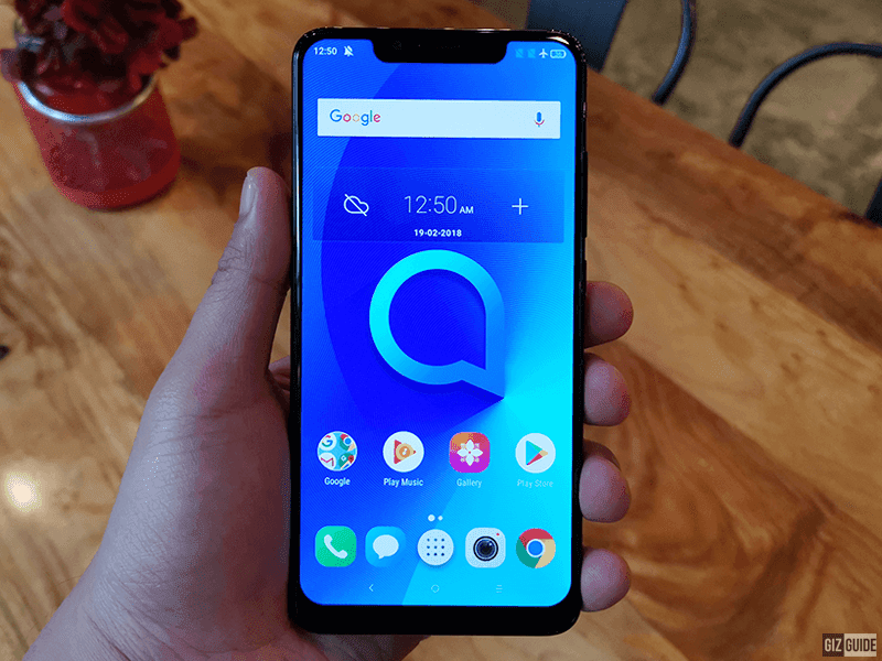 Alcatel 5V Unboxing and First Impressions