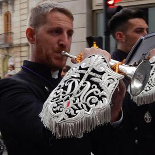 Francisco Javier García sera el encargado de tocar el cornetín el Viernes Santo Granadino